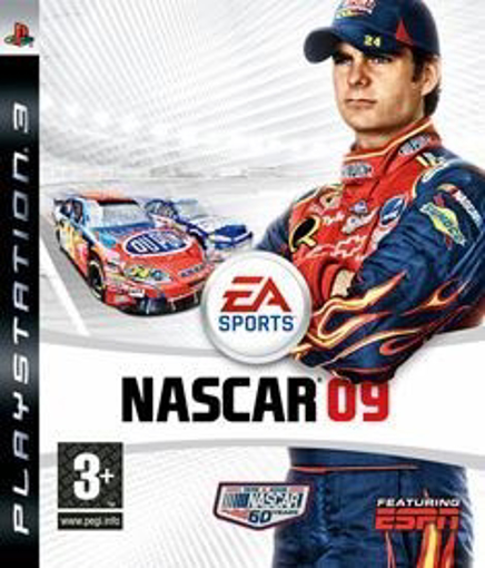 Picture of PS3 NASCAR 09