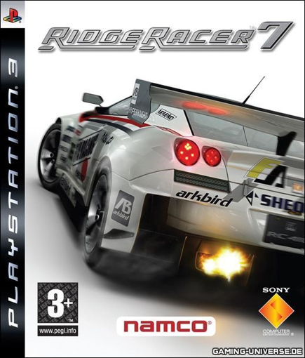Picture of PS3 Ridge Racer 7