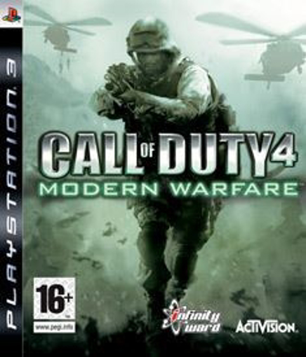 Picture of PS3: CALL OF DUTY 4 MODERN WARFARE