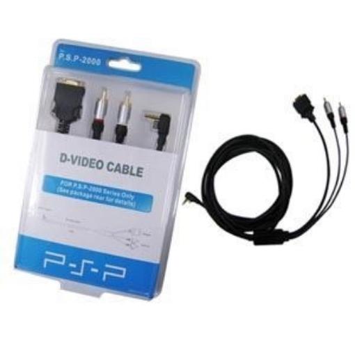 תמונה של PSP 2000 D-Video Cable