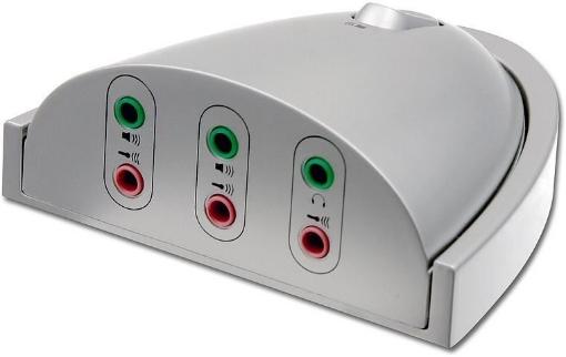 Picture of Sonic Media Switch SpeedLink SL-8789