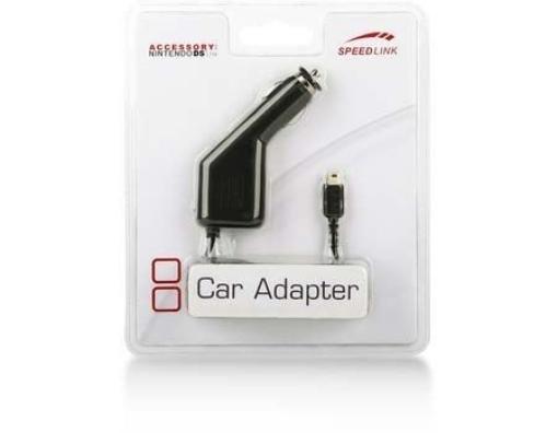 Picture of SPEEDLINK Car Adapter for Nintendo DS Lite, Black SL-5616-SBK