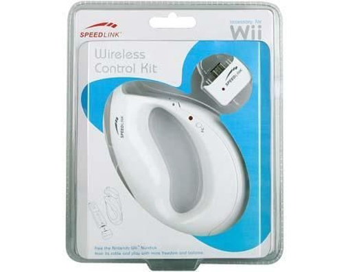 Picture of SPEEDLINK Wireless Control Kit for Nintendo Wii   SL3444SWT