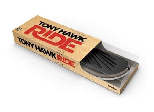 Picture of WII : TONY HAWK RIDE  מוחדש