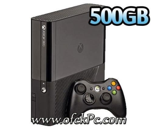 תמונה של Xbox 360 500GB Slim E