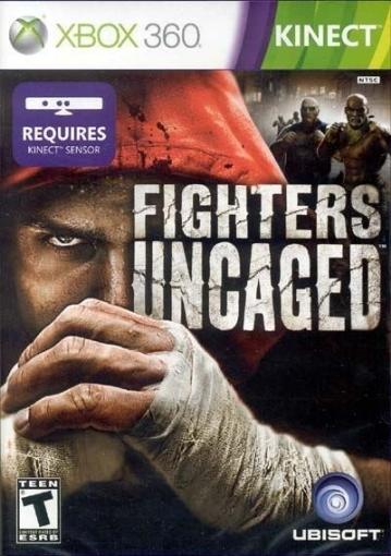 תמונה של Xbox 360 Fighters Uncaged Kinect