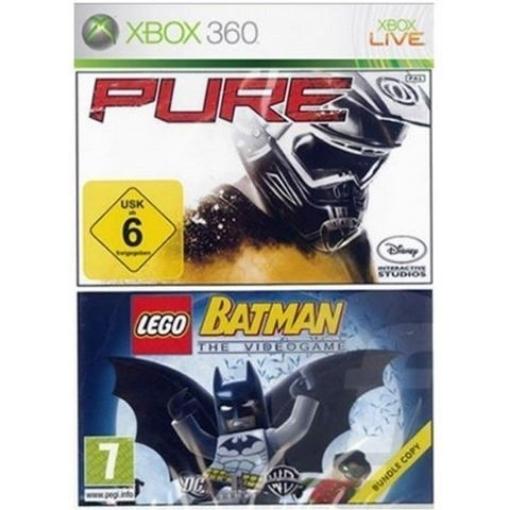 Picture of Xbox 360 Pure / Lego Batma