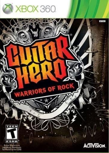 תמונה של XBOX360 : Guitar Hero 6: Warriors of Rock - Game Only