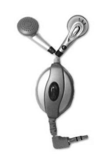 Picture of אוזניות עם גלגלת קפיץ
