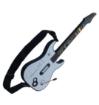 תמונה של גיטרה לווי אלחוטית איכותית מבית  Wii Guitar Mania
