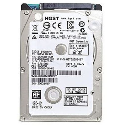 Picture of דיסק קשיח לנייד HGST TravelStar 500GB Z5K500