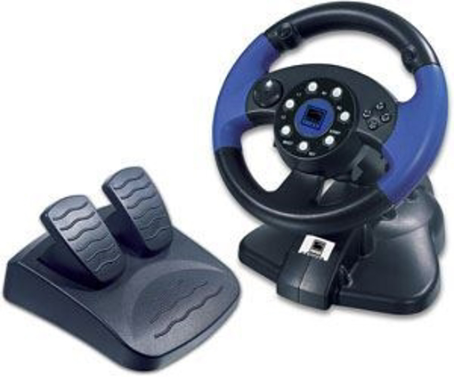 תמונה של הגה Lightning Racing Wheel SpeedLink SL-4281