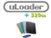 תמונה של הסבת תוכנה UsbLoader + דיסק קשיח 320GB