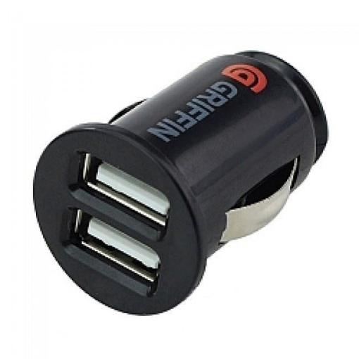 תמונה של מטען USB לרכב 2 כניסות