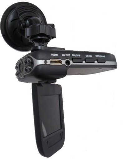 "Picture of מצלמת וידאו לרכב באיכות HD 720P לתיעוד הנסיעה+צג ""2.5 +תאורת לילה"