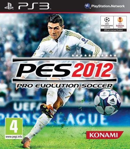 Picture of משחק PC Pro Evolution Soccer 2012