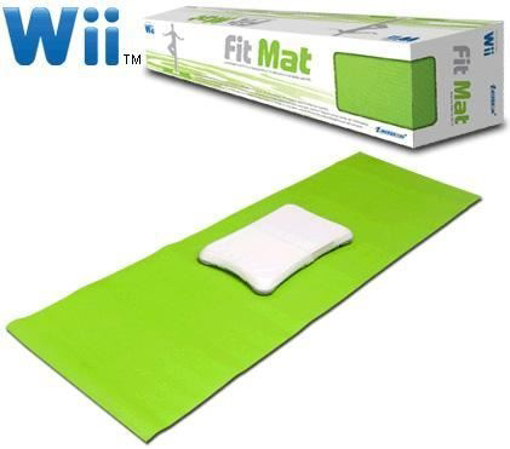 Picture of משטח יוגה עבור Wii fit