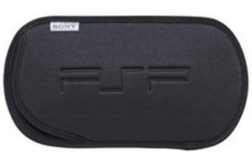 Picture of נרתיק בד איכותי עדין להגנה על ה- PSP