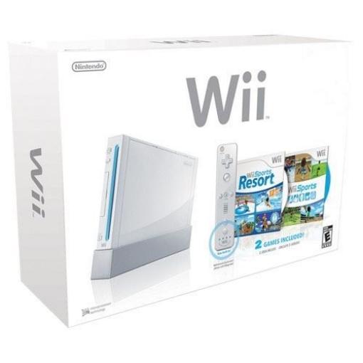 Picture of קונסולת Nintendo Wii PAL Sport RESORT