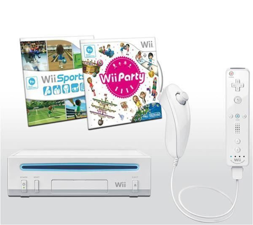 Picture of קונסולת wii family edition Nintendo Wii PAL