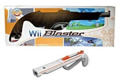 תמונה של רובה ציידים Wii blaster gun Nintendo