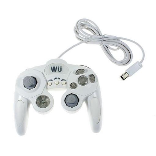 תמונה של שלט לווי גיים קיוב Gamecube Controller