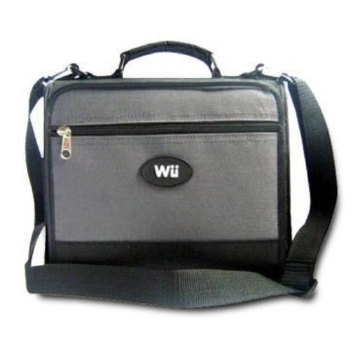 תמונה של תיק איכותי ומהודר לקונסולת המשחקים Wii
