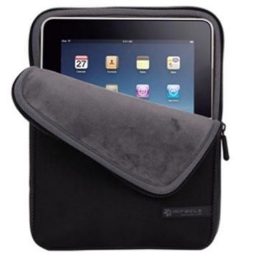 תמונה של תיק מעטפה מדגם MA-009BLG מבית Miracle למחשב לוח מדגם: iPad