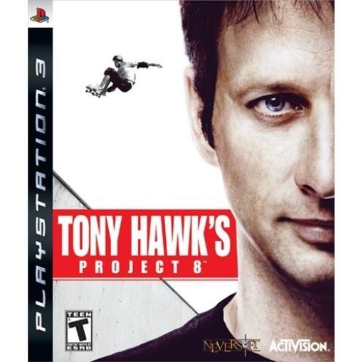 תמונה של Tony Hawk's Project  8