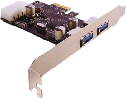 תמונה של Dynamode USB-2PCI-3.0 SuperSpeed USB 3.0 PCIe Express Card