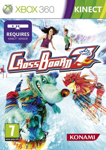 תמונה של Kinect Crossboard 7
