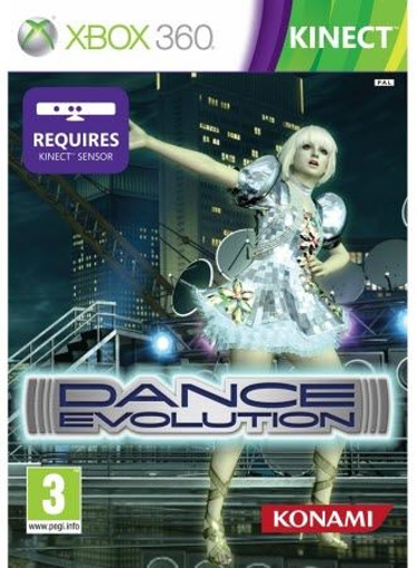 Picture of Kinect Dance Evolution