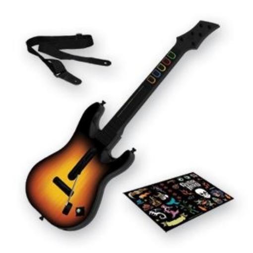 Picture of PC Guitar Hero World Tour - Guitar Bundle