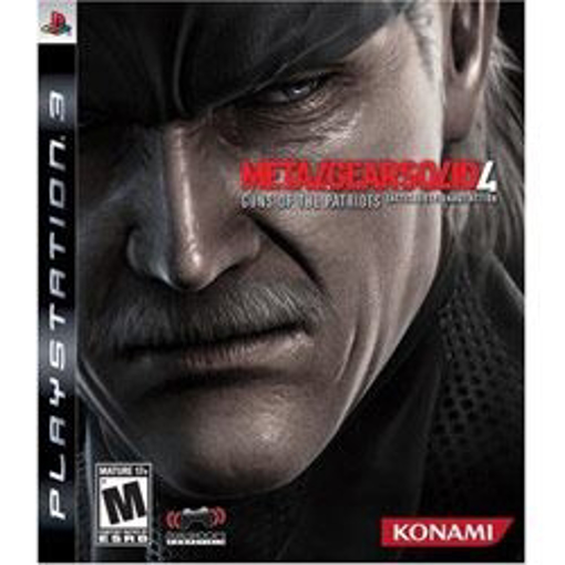 Picture of Playstation 3 Metal Gear Solid 4: Guns of the Patriots