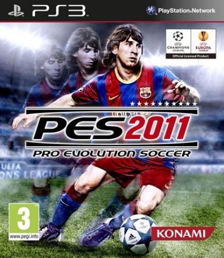 תמונה של Pro Evolution Soccer 2011 PS3
