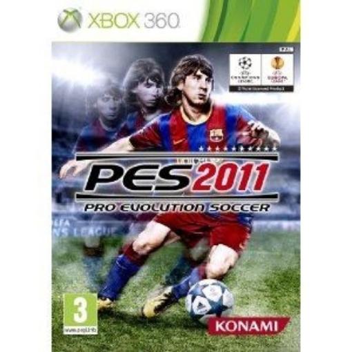 Picture of Pro Evolution Soccer 2011 Xbox 360