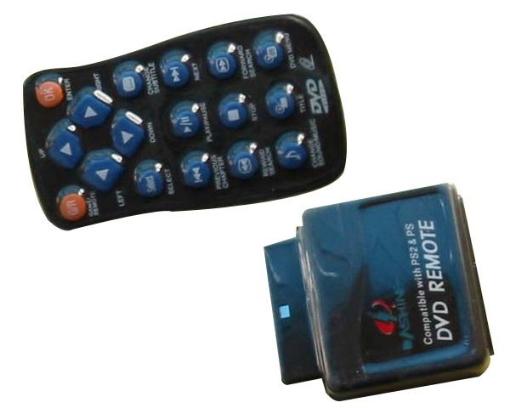 תמונה של ps2 small remote controller