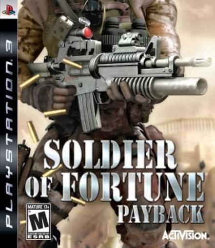 תמונה של PS3  Soldier Of Fortune Payback