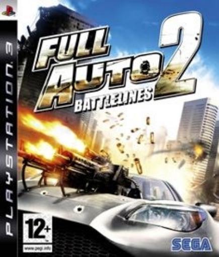 תמונה של PS3  Full Auto 2-battlelines