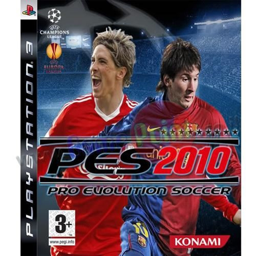 Picture of PS3  Pro Evolution soccer 2010