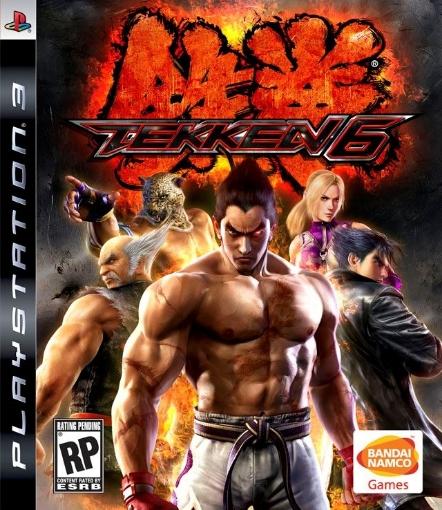 Picture of PS3 TEKKEN 6