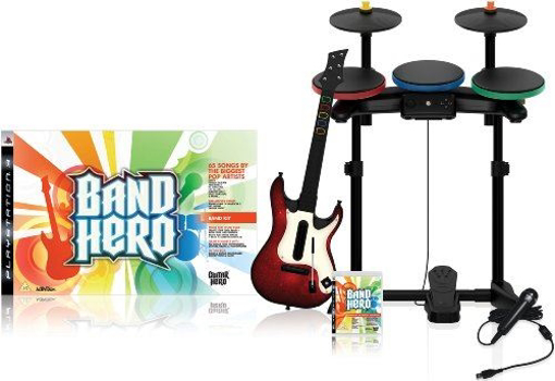 Picture of PS3 Band Hero set Super Bundle