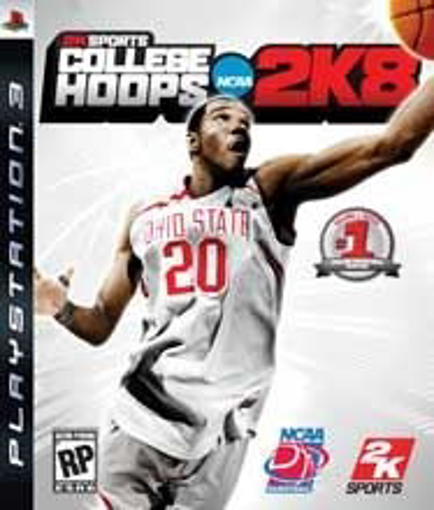 Picture of ps3 College Hoops 2K8