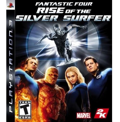 תמונה של PS3 Fantastic 4 Rise
