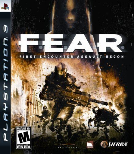 Picture of PS3 FEAR