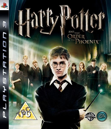 תמונה של PS3 Harry Potter Order Of Phoen