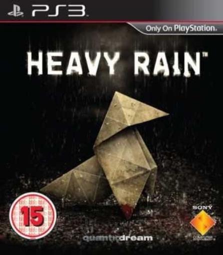 Picture of PS3 Heavy Rain