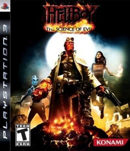 תמונה של PS3 Hellboy Science of Evil