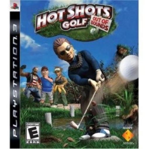 תמונה של PS3 Hot Shots Golf