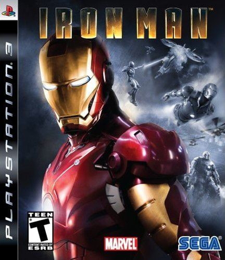 Picture of Ps3 Iron Man